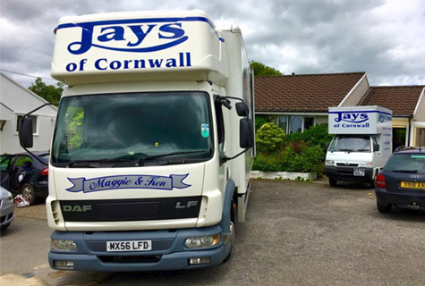 Removals Cornwall